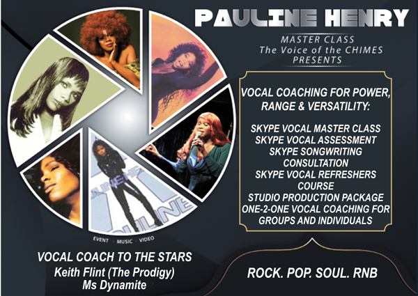 Pauline Henry Vocal Master Class online image 600